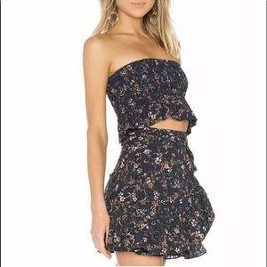 Tularosa XS Tube Top & Skirt Set